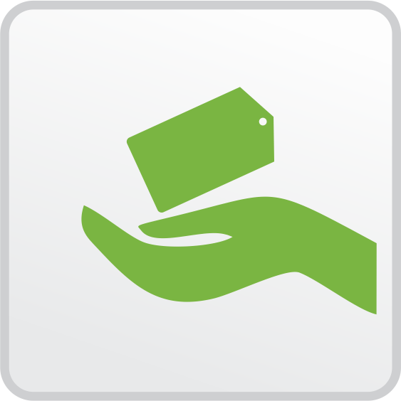 Loyalty program i servisna kartica